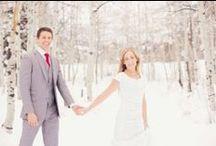 Winter Wonderland Bridals