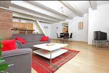 LivingAmsterdam's Apartments / Our lodgings