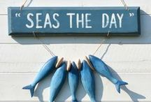 Signs & Sayings / Coastal sayings, phrases and signs