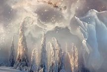 winter / amazing photos of chrismas and winter places