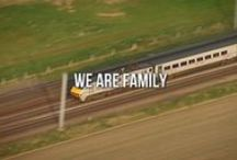 #AllAboardECT Episode 2 / This second instalment in the series is all about the extended Railway family. The staff reveal how working for the railway has been an important part of their lives, but becoming part of  the East Coast family isn't easy. We follow two young recruits as they find out if they make the grade.