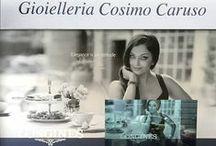 Internazional Brand / Dal 1978 la Gioielleria Caruso ha iniziato il suo cammino nella creazione di gioielli artigianali con rifacimenti dello stile art decò risalente anni 40' del 900 fino ad oggi con incremento di brand internazionale come LONGINES, RADO e S.T.DUPONT etc...!