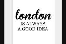 Great Britain / Wielka Brytania / My inspirations