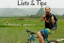 PACKING Lists & Tips