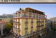 Our Hotel Rooms / Budget yet quality accommodation in Athens with cheap rates, near Syntagma & Monastiraki Square in Athens, Greece with prices ranging from 20 EUR during the low season up to 45 EUR during the peak season, per person per night.