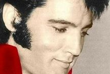 ELVIS PRESLEY (the King) / Elvis, family, fame, / by Mistywillow63