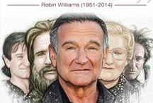 In Loving Memory of Some Great Personalities.... / entertainers of days gone by / by Mistywillow63