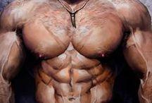 2D Muscle male