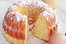 Bread & Cakes / All sizes and shapes of bread and cakes.