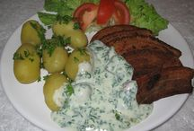 Danish dishes / Traditional Danish dishes and food