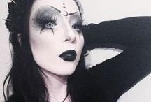 Goth Style. / • Goth ( & littlebit some Alternative ) Styles, Clothes, Outfits, Makeup styles & Hairstyles.