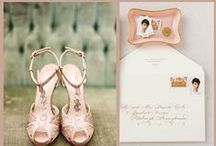 PINK & GOLD / Pink and Gold wedding inspiration