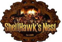 ShellHawk's Nest Blog / This is my blog. It's about life, ceramics, and everything!