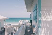 Coastal living / Case al mare e arredamento