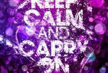 Keep calm / Keep calm..... E foto carine Per ogni occasione!! Di Camilla...