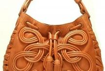 Best in Brown / Colours - tan, chocolate, coffee etc in various textures, leather shoes bags, couture clothing