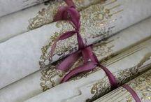 INVITE - DELIGHT / Wedding Invitations