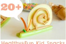 Kids food and party