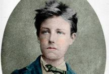 Arthur Rimbaud / Sa poésie et l'homme - Seine poesie und der Mann - His poetry and the man - Sua poesia e o homem