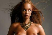 Tyra Banks / Her beauty