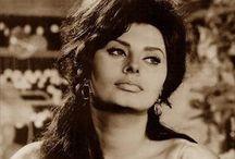 Sophia Loren / Her beauty and work