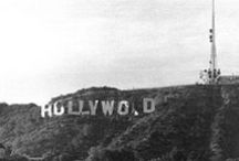 Old School Hollywood / Old school Hollywood. Monroe, Gable, Rooney, Mansfield, Disney--they were all there. And maybe they still are...