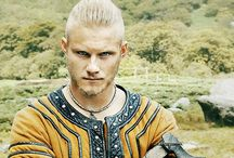 """Vikings / The Awesome Series Based of 'Ragnarr Loðbrók''s life, """"Ragnar Hairy Breeches"""" and his sons... Here it is depicted Bjǫrn Járnsíða, one of his most famous legendary sons. Ragnarr may or may not have existed, but surely it is based at least on the deeds of Víkingr heroes that are told in other sources, including sagas!"""