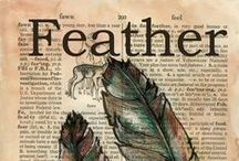 FEATHER ME PRETTY / Fabulous Feather Inspiration