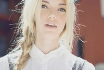 Pyper America Smith / Her beauty and work
