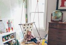 Chambres - enfant / Tale Me vous propose une infinité d'idées pour (re)-décorer, imaginer, traficoter ou seulement rêver devant de jolies idées de chambres d'enfants.