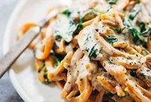 Pasta + Noodle Recipes