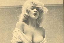 Jane Mansfield / Her beauty.