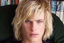 Joshua Dagnall / His beauty.
