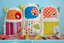 Sewing - Soft toys