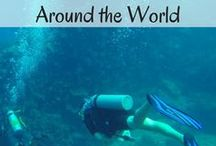 DIVING Around the World! / Anything and everything about diving. Great spots to dive, information, and more.   Freediving, Scuba Diving, and Skydiving