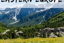 Eastern Europe ADVENTURES / This board is full of information, advice, tips and photos to inspire you to travel to Eastern Europe.      --------------------------- Eastern Europe countries include * Estonia * Latvia * Lithuania * Poland * Republic of Macedonia * Serbia * Montenegro * Bosnia and Herzegovina * Bulgaria * Albania * Croatia * Greece * Belarus * Ukraine * Romania * Moldova