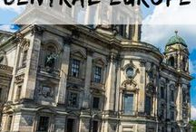 Central Europe ADVENTURES / This board is full of information, advice, tips and photos to inspire you to travel to Central Europe.      --------------------------- Central Europe countries include Austria * Czech Republic * Germany * Hungary * Slovakia * Slovenia