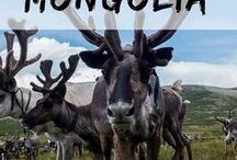 Mongolia Travel / Anything you need to know about visiting Mongolia. Best places to see, what to do, off the beaten track travel, tours, activities, visa information, food, culture and more. If you have content from Mongolia you would like to share, please send me a message on pinterest and I will add you. Thanks