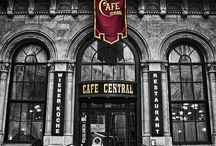 Coffee & cafes / Coffee, Tea, Cocoa and cafes around the World.