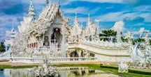 THAILAND TRAVEL / Thailand is one of the best travel destinations in Southeast Asia for good reason! From the gorgeous beaches to crazy Bangkok and historical Chiang Mai, here are all the best things to do to inspire you to visit this country!