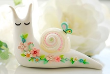Polymer Clay / Cute things to make from polymer clay.