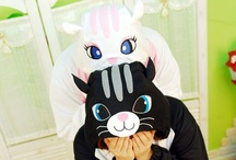 Animal Onesies / Kawaii-Kigu is your one stop shop for affordable Kigurumi Animal Onesies for your partying needs!