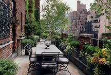 Outdoors: Living Spaces / by Heather Glaeser