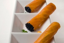 Hors d'Oeuvres & Entrees / by Royal Events & Weddings