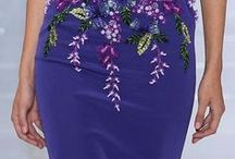 Beaded garments / beaded and embellished garments
