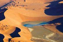 Namibia / Tutte le sfumature del deserto in un viaggio alla scoperta della dimensione più vera e selvaggia del continente africano:  dune altissime, canyon, savane, sabbie del deserto che finiscono nell'oceano e parchi, dove convivono elefanti, leoni, leopardi, ghepardi, antilopi, gazzelle, giraffe, zebre, gnu, orici e struzzi.  Scopri le meraviglie del panorama namibiano www.qualitygroup.it