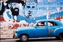 Cuba / Sogno tropicale di molti viaggiatori, l'isola vanta un patrimonio culturale di arte, musica e letteratura che conserva aspetti autentici e seducenti. Fatevi conquistare dal fascino delle sue architetture romantiche e decadenti, dal ritmo lento della vita e dagli splendidi paesaggi tra piantagioni di tabacco e canna da zucchero. Scoprite tutti i suoi segreti su www.qualitygroup.it