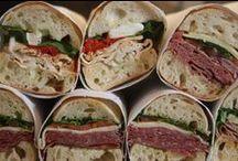 Sandwiches on Sandwiches