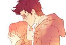 Lily & James Potter