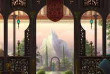 My kingdom (Kingdom of the Sun and the Moon)